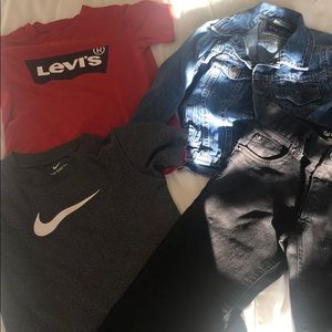 Lot of toddler 4T clothing